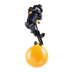 Bracelet velcro Bleu - Par 10