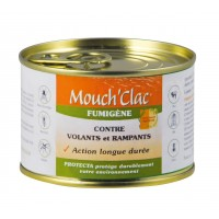 Fumigène insecticide Mouch'Clac