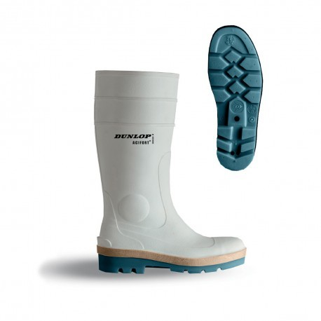 Bottes blanches - T37