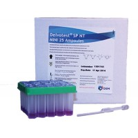 Test antibiotique DELVOTEST T - Recharge 25 tests