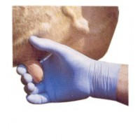 Gants de protection en nitrile - M