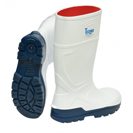 Bottes blanches Troya- S4